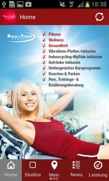 Health & Fitness Center poster