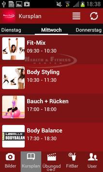 Health & Fitness Center apk screenshot