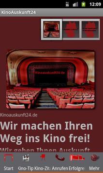 Kino-App24 Kinoauskunft24.de poster