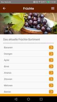 Früchte Braun apk screenshot