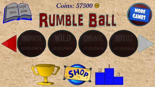 Rumble Ball apk screenshot