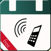 Ringer Volume Calendar (free) icon