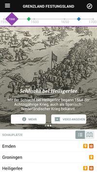 Grenzland Festungsland poster