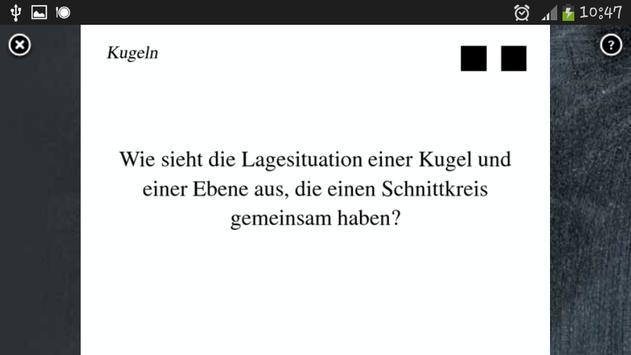 Mathe-Abi Niedersachsen screenshot 7