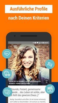 LoveScout24 - Flirt App poster LoveScout24 - Flirt App apk screenshot ...
