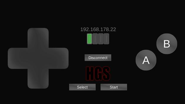 HGS Controller apk screenshot