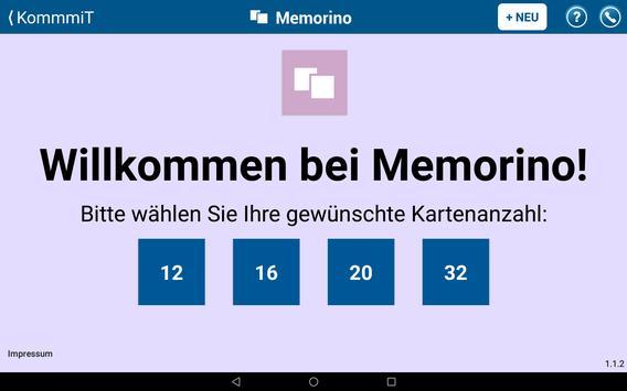 KommmiT - Memorino poster