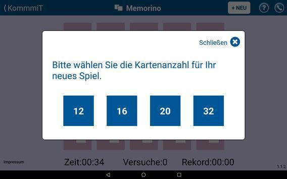 KommmiT - Memorino screenshot 2