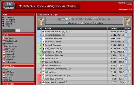 Ice-Vote apk screenshot