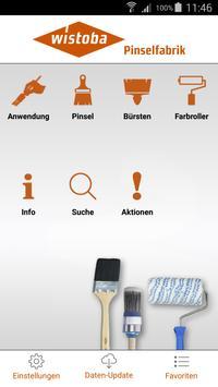 Wistoba-App poster