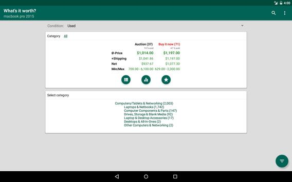 Whats It Worth >> What S It Worth On Ebay Free For Android Apk Download