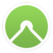 Komoot — Cycling, Hiking & Mountain Biking Maps icon