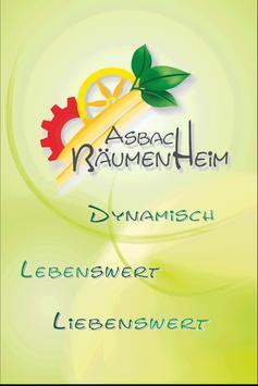 Asbach-Bäumenheim poster