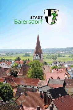 Baiersdorf poster