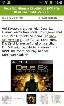 KS & DS - Die Schnäppchen-App apk screenshot