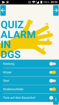 Quiz Alarm screenshot 1