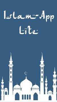 ISLAM-APP Lite poster