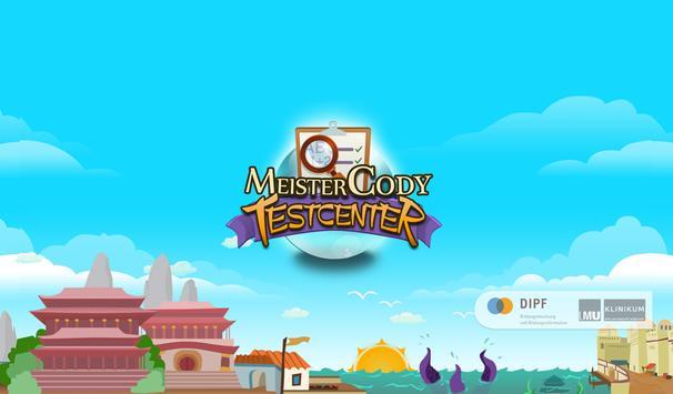 Meister Cody – Testcenter Screenshot 14