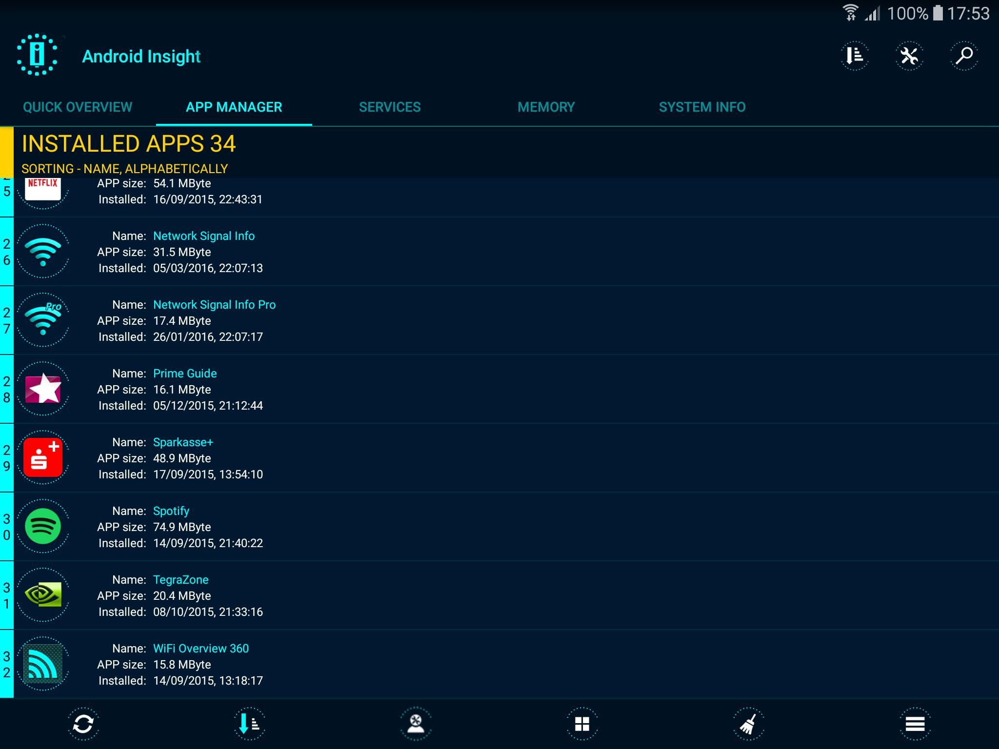 Phone Analyzer for Android - APK Download