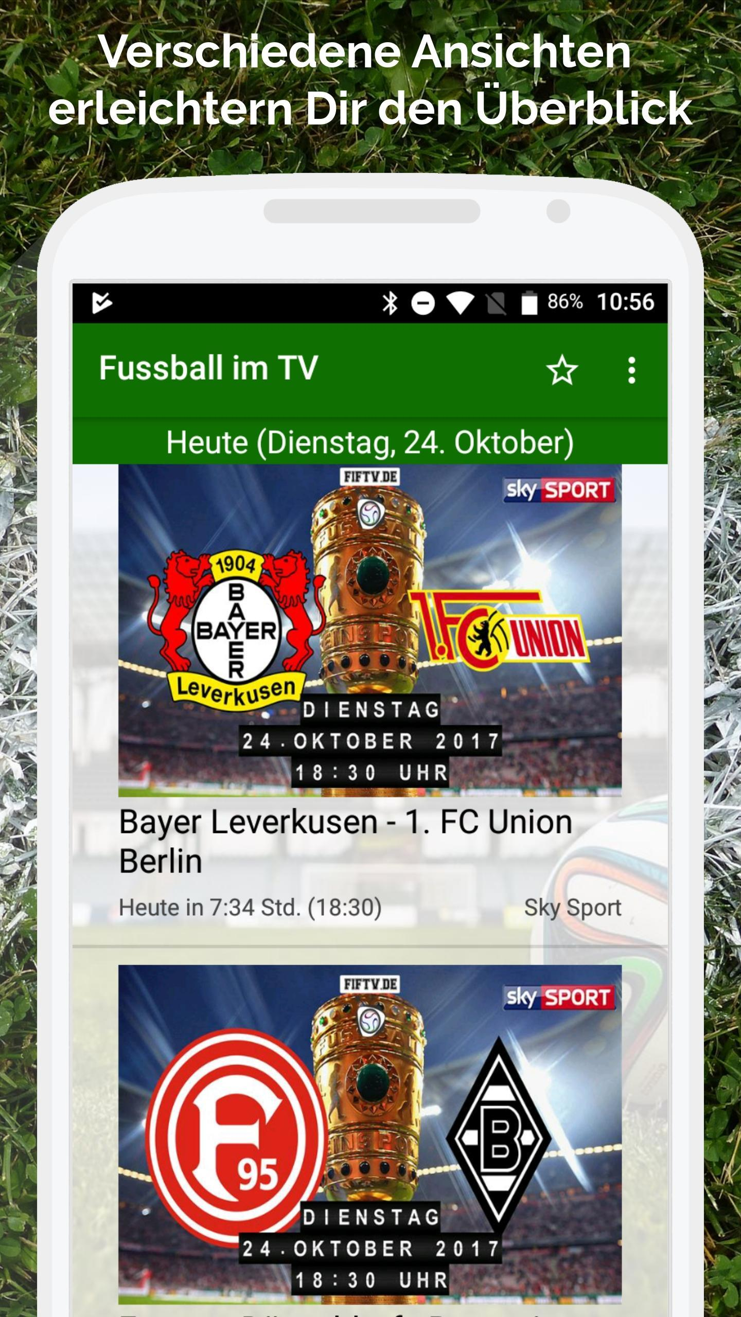 Fussball Im Tv For Android Apk Download