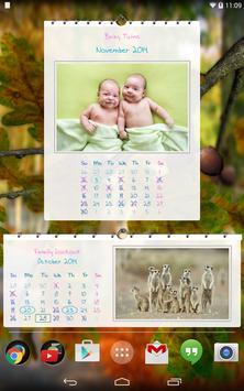 Picture Calendar 2018 apk screenshot