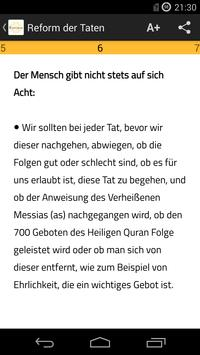 Reform der Taten screenshot 1