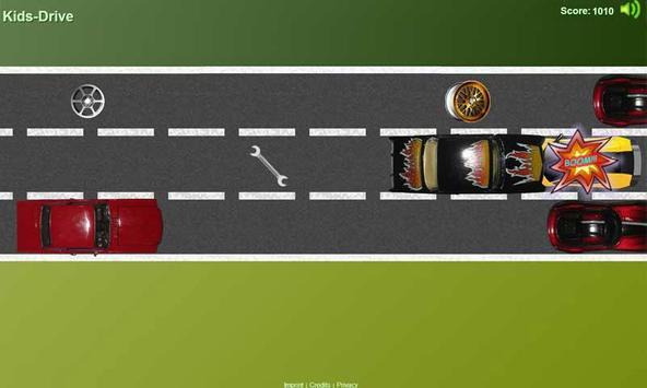 Kids Drive for Free screenshot 2