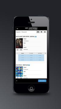 LUX-LICHTSPIELE screenshot 1