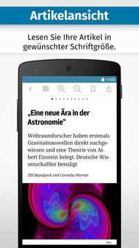 WP ZEITUNG DIGITAL apk screenshot