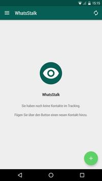 WhatsStalk poster