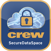 Crew SecureDataSpace icon