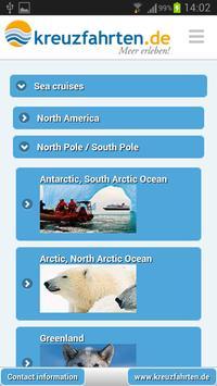 Cruises screenshot 1