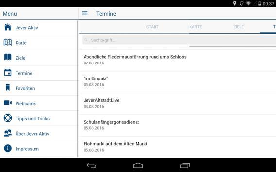 Jever Aktiv apk screenshot