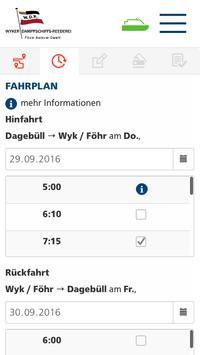 faehre.de apk screenshot