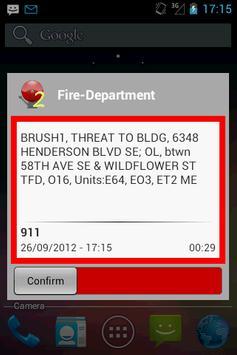 FireAlert 2 screenshot 4