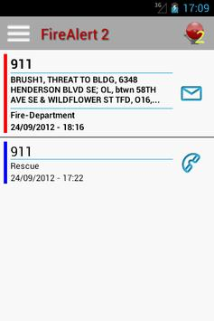 FireAlert 2 screenshot 1