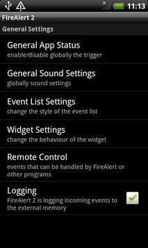 FireAlert 2 screenshot 2