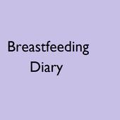 Breastfeeding Diary icon