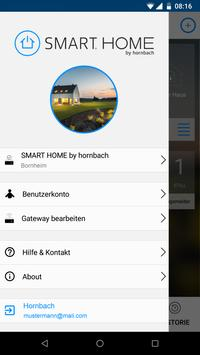 SMART HOME by hornbach poster