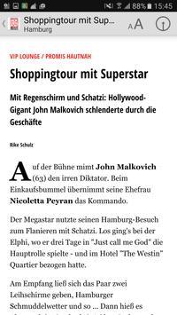 Hamburger Morgenpost E-Paper screenshot 2