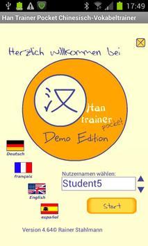 Han Trainer Pocket DemoEdition poster