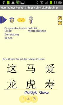 Han Trainer Pocket DemoEdition apk screenshot