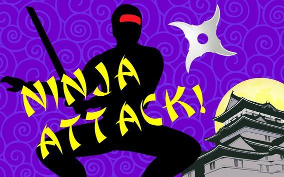 Ninja Attack! FREE screenshot 3
