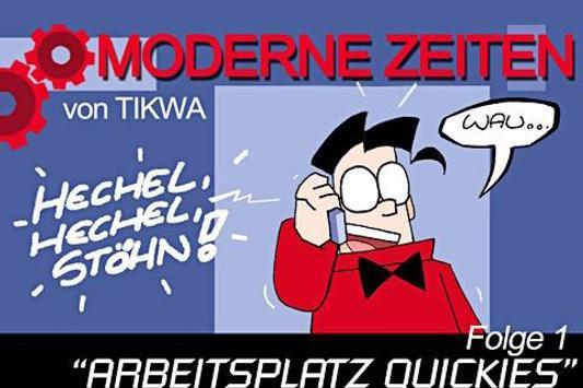 Lustige deutsche Comics F 1 LP poster