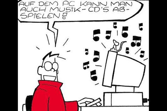 Lustige deutsche Comics F 2 LP apk screenshot