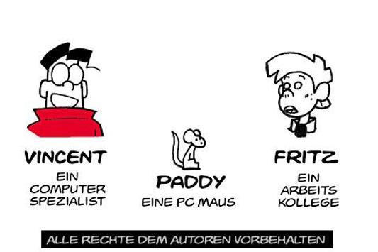 Lustige deutsche Comics F 3 LP screenshot 1