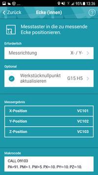 m&h Touch2Probe screenshot 2