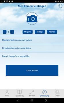 Asthmahelfer apk screenshot