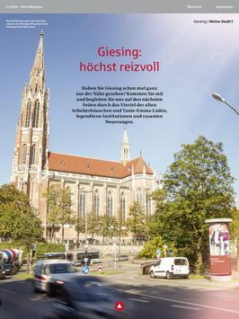 Mein München poster