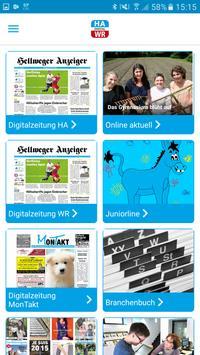 Hellweger Anzeiger digital poster